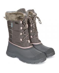 Trespass Stavra II Women's Snow Boots - Storm Grey