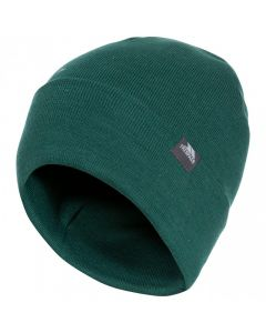 Trespass Stines Unisex Beanie Hat - Forest Green