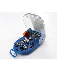 12-Piece Car Bulbs & Fuses Set
