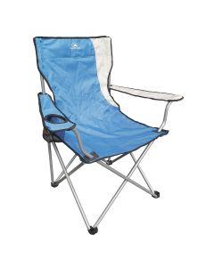 Sunncamp Classic Folding Armchair-Blue
