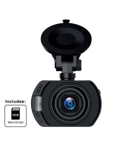 Silent Witness SW237 Full HD Dashboard Camera + 16GB Micro SD