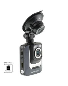 Silent Witness HD Dash Cam with GPS & Speed Camera Warning