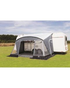 SunnCamp Swift 390 Awning - Dark Grey