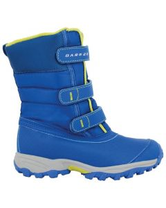 Dare2Be Kids Skiway Junior Snow Boot - Oxford Blue