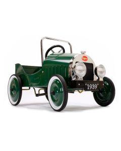 Baghera Classic Pedal Car - British Racing Green
