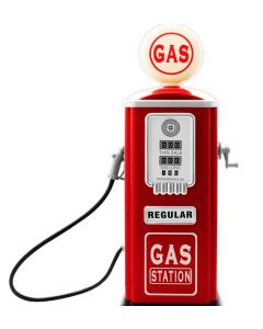 Baghera Gas Station Petrol Pump