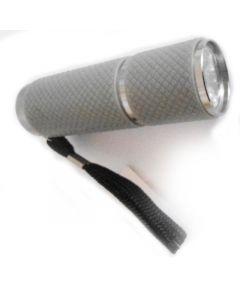 Prima Aluminium 9 LED Torch
