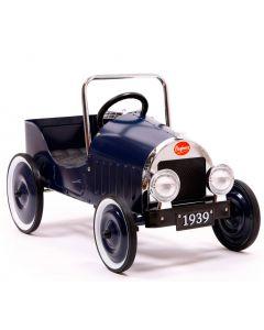 Baghera Classic Pedal Car - Blue