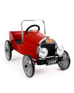 Baghera Classic Pedal Car - British Racing Red