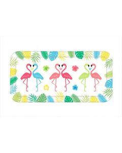 Bello Flamingo Serving Tray - 34 x 16cm