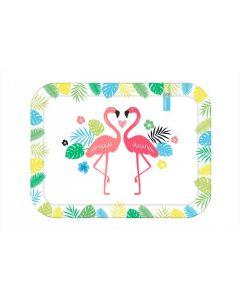 Bello Flamingo Serving Tray - 44 x 32.5cm