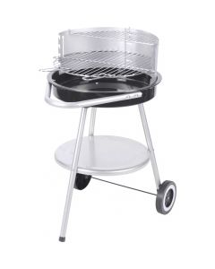 45cm Round Trolley Barbecue