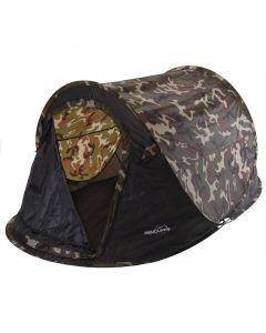 Redcliffs Pop Up Tent 220cm x 120cm - Camouflage