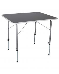 Via Mondo Medium Folding Table - Charcoal