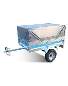 High Cover and Frame for Towsure 337 Trailer