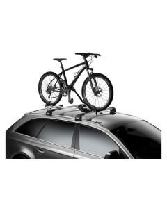 Thule ProRide 598 Roof  Bar Cycle Carrier (20kg) - Silver