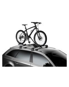 Thule ProRide 598 Roof  Bar Cycle Carrier (20kg) - Black