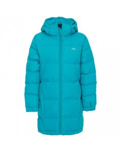Trespass Tiffy Girls' Padded Casual Jacket - Marine