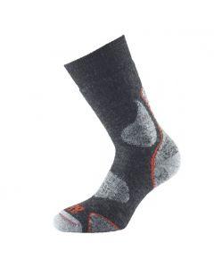 1000 Mile 3 Season Walk Sock - Charcoal