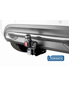 Ford Fiesta Van MkVII 08-13 (Inc Zetec S) Flange Towbar