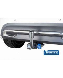 Citroen Berlingo Van (L2 LWB: 4628mm) 2008-2018 Detachable Towbar