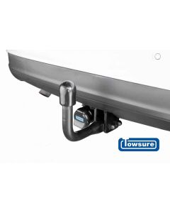 Citroen Berlingo Van (L1 SWB: 4380mm) 2008-2018 Swan NeckTowbar