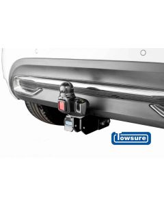 Vauxhall Insignia Saloon 09-17 (Inc 2013 Facelift) Flange Towbar