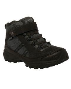 Regatta Trailspace II Mid Kids Boot - Black