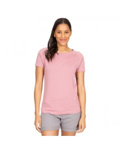 Trespass Ani Women's Printed T-Shirt - Lilac Haze Marl Dot