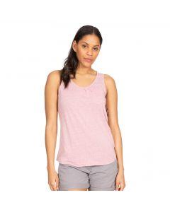 Trespass Fidget Women's Sleeveless T-Shirt - Lilac