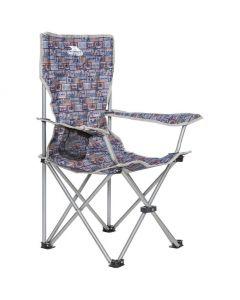 Trespass JoeJoe Kids Navy Folding Camping Chair