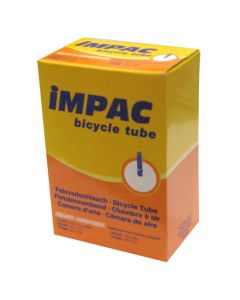 "Impac Cycle Inner Tube 16"" x 1 3/8 / 18"" x 1.5-1.75 - Schrader"