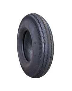 Trailer Tyre - 4-ply - 500 X 10