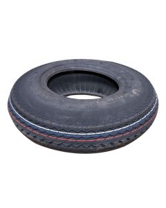 Trailer Tyre - 4-ply - 400 X 8
