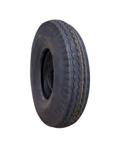 Trailer Tyre - 6-ply - 400 X 8