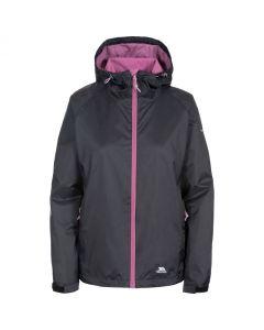 Trespass Tayah II Women's Waterproof Jacket - Black