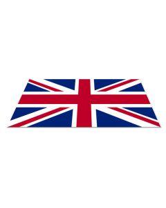 Union Jack Sticker (17 x 9cm)