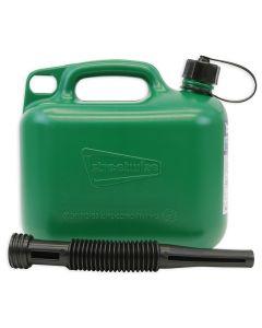 Streetwize 5 litre unleaded petrol jerry can