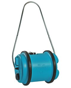Aquaroll Economy 40L Water Carrier - Blue