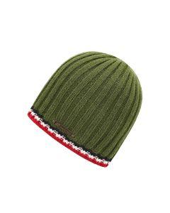 Skogstad Utvik Knitted Hat - Chive