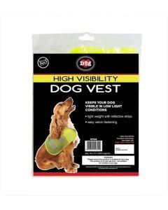 High Visibility Dog Vest