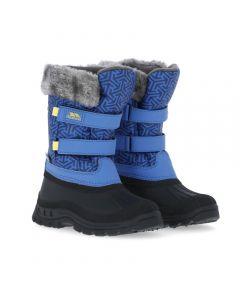 Trespass Vause Kid's Snow Boots - Blue