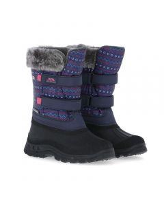 Trespass Vause Kid's Snow Boots - Multi Print