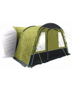 SunnCamp Verano DL Tent Extension Canopy - Fern