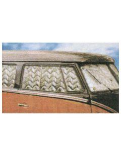 Thermal screens for vw campervan