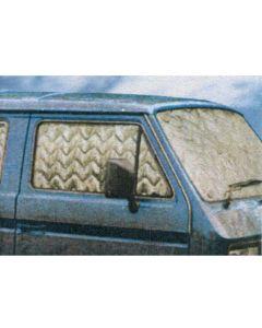 VW Type 25 Campervan Thermal Window Mat - 8 Piece Set