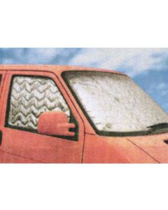 VW T4 Campervan Thermal Window Mat - 3 Piece Cab Only Set