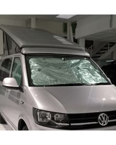 VW T5 Campervan Thermal Window Mat - 3 Piece Cab Only Set