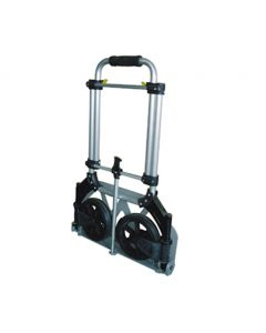 Heavy Duty Alloy Folding Gas & Water Trolley