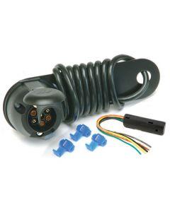 Single 7-pin Towbar Wiring Kit - N Type